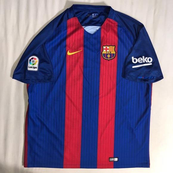 Nike Other - Nike FC Barcelona Jersey